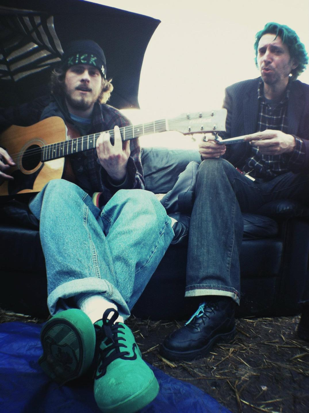 Occupy Guitarist